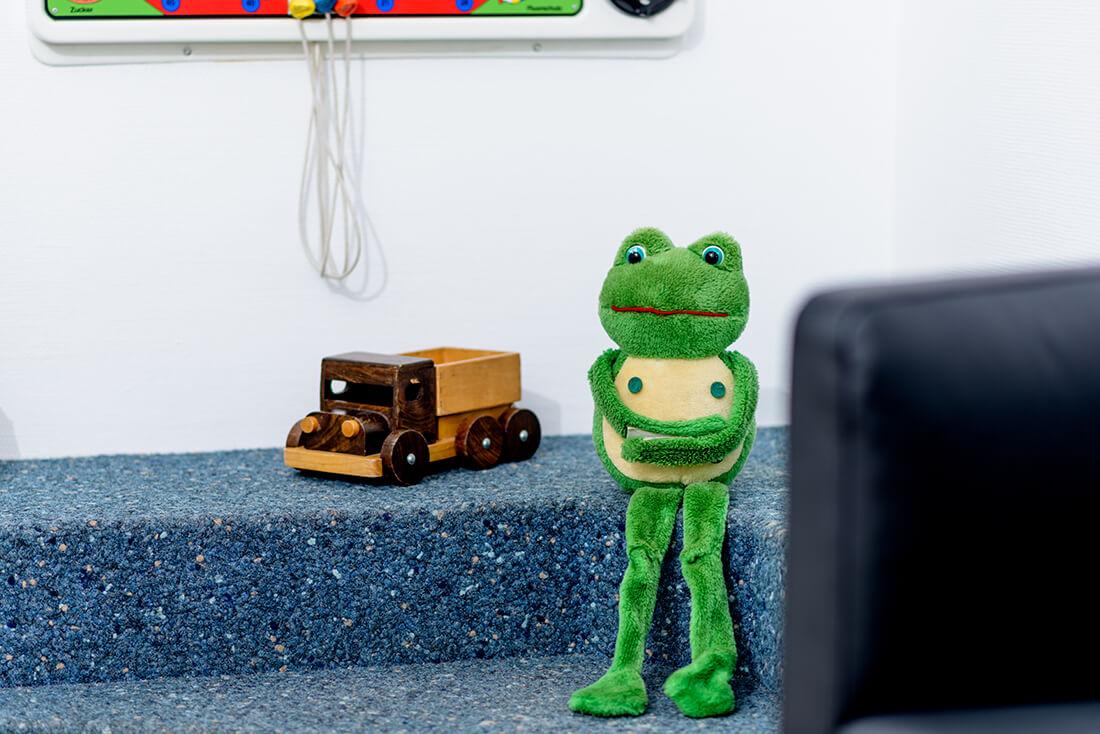 Zahnarzt Grevenbroich - Böckelmann - Praxis - Spielzeug für Kinder
